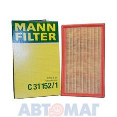 Фильтр воздушный MANN C 31 152/1