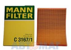 Фильтр воздушный MANN C 3167/1