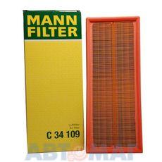 Фильтр воздушный MANN C 34 109