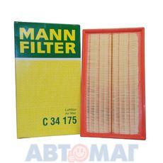 Фильтр воздушный MANN C 34 175