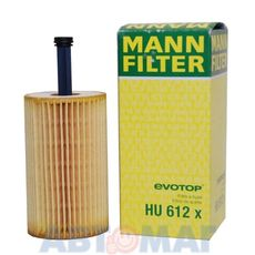 Фильтр масляный MANN HU 612 x