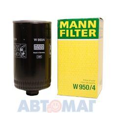 Фильтр масляный MANN W 950/4