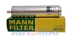 Фильтр топливный MANN WK 523