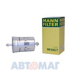 Фильтр топливный MANN WK 830/7