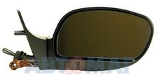 Зеркало ВАЗ 2110 ПОЛИТЕХ правое голубое с обогревом