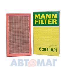 Фильтр воздушный MANN C 26 110/1