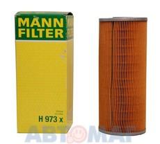 Фильтр масляный MANN H 973 x