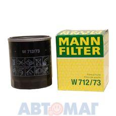 Фильтр масляный MANN W 712/73
