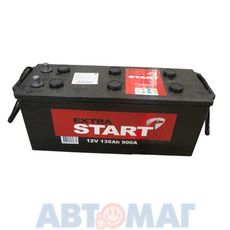 Аккумулятор грузовой EXTRA START - 135 А/ч 900 А +D