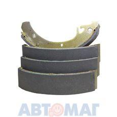 Колодки тормозные ВАЗ 2108-15 задние ВИС/АвтоВАЗ (к-т 4 шт.)