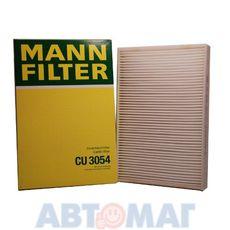 Фильтр салонный MANN CU 3054