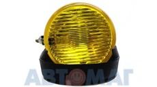 Фара противотуманная ВАЗ 2101 круглая, желтая (3743-06) ОСВАР