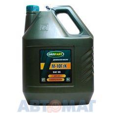 Масло моторное OIL RIGHT М10-Г2К (дизель) 10л
