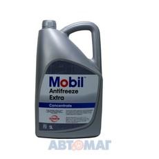 Концентрат антифриза Mobil Antifreeze Extra сине-зеленый -52, 5л