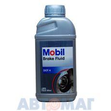 Тормозная жидкость Mobil Brake Fluid DOT-4 0,5л