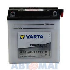 Аккумулятор мото VARTA 509 014 008 12N9-4B-1 - 9 А/ч