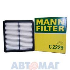 Фильтр воздушный MANN C 2229
