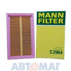 Фильтр воздушный MANN C 2964