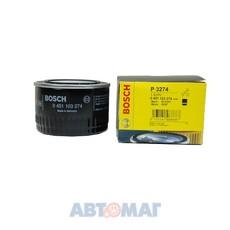 Фильтр масляный 451103274 BOSCH  ВАЗ 1 шт.