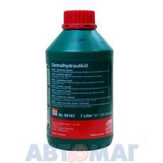 Жидкость гидроусилителя синтетическая FEBI 06161 зеленый, 1л