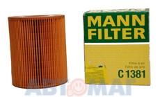 Фильтр воздушный MANN C 1381
