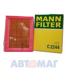 Фильтр воздушный MANN C 2244