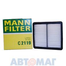 Фильтр воздушный MANN C 2119