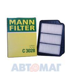 Фильтр воздушный MANN C 3028
