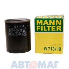 Фильтр масляный MANN W 713/19