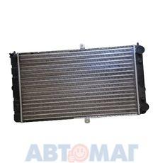 Радиатор охлаждения ВАЗ 2110-12 (инж.) алюм. ДААЗ