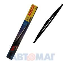Щетка стеклоочитителя задняя каркасная BOSCH ТWIN H380 - 380мм (3 397 004 756)