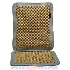 Накидка на сидение массажная (шарики) (Alca 710) (Китай)