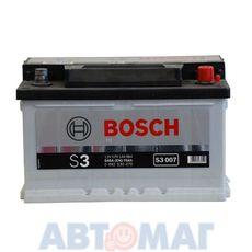 Аккумулятор BOSCH S3 570 144 064 (0092S30070) - 70 А/ч 640 А