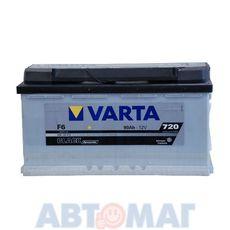 Аккумулятор VARTA Black Dynamic F6 590 122 072 - 90 А/ч 720 А
