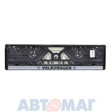 Рамка под номерной знак VW (шт)