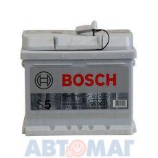 Аккумулятор BOSCH S5 Silver Plus 552 401 052 (0092S50010) - 52 А/ч 520 А