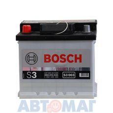 Аккумулятор BOSCH S3 545 413 040 (0092S30030) - 45 А/ч 400 А