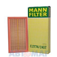 Фильтр воздушный MANN C 2774/3 KIT