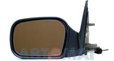 Зеркало ВАЗ 2123 ДААЗ левое мех. привод (шт)