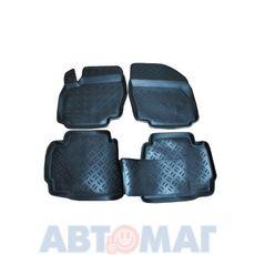 Ковры салонные резин. Ford Mondeo 2007- FD 57 07 (к-т)