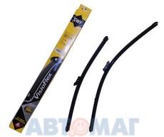 Комплект бескаркасных щеток стеклоочистителя SWF VISIOFLEX Alternative 740 - 550мм + 475мм