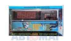 Процессор автомобильный Multitronics DD5