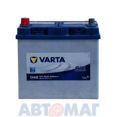 Аккумулятор VARTA Blue Dynamic D48 560 411 054 - 60 А/ч 540 А