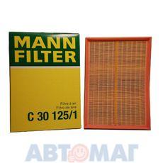 Фильтр воздушный MANN C 30 125/1