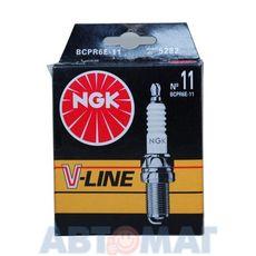Комплект свечей зажигания NGK V-Line №11 BCPR6E-11 (4шт)