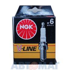 Комплект свечей зажигания NGK V-Line №4 BPR5E (4шт)