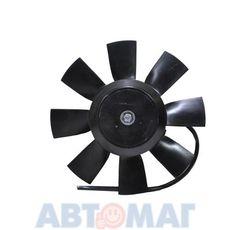 Электровентилятор радиатора ВАЗ 2110-12 с крыльчаткой (фильтр от радиопомех) КЗАЭ 6802.3730