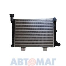 Радиатор охлаждения ВАЗ 2107 (инж.) алюм. ДААЗ