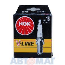 Комплект свечей зажигания NGK V-Line №16 BCP5E (4шт)