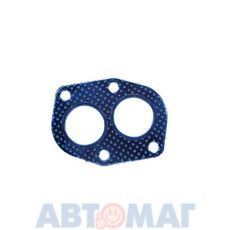 Прокладка приемной трубы ВАЗ 2101-099 ВАТИ (металл)